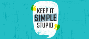 product manager keep it simple