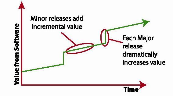 Figure 1. Software Value Model