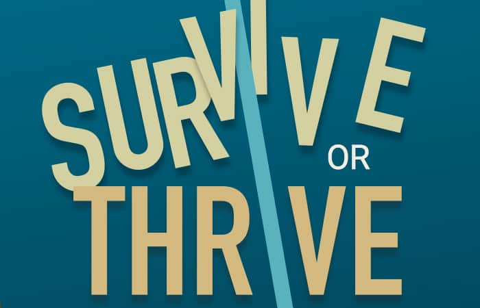 Survive or Thrive: The Role of Product Flexibility and Adaptability in the Face of a Crisis