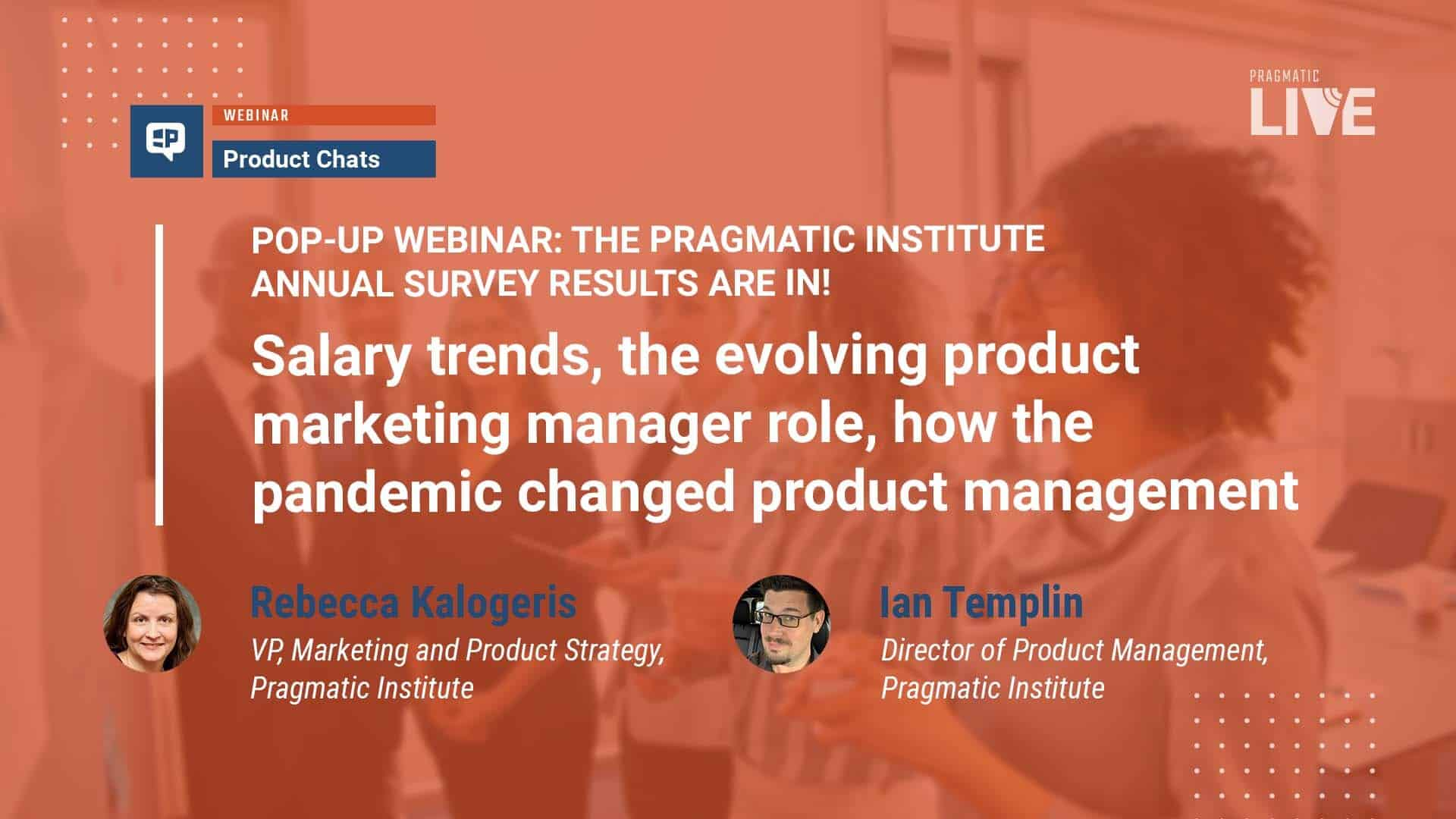 The Pragmatic Institute Annual Survey Results Are In!